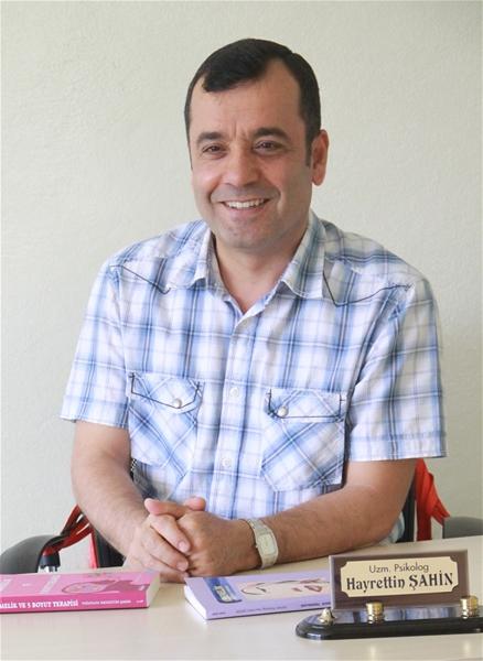 Uzman Psikolog Hayretin Şahin